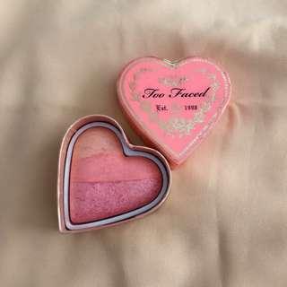 Too Faced Sweetheart Blush Original