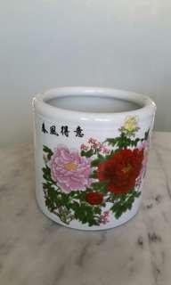 Porcelain vase 陶瓷瓶#春风得意