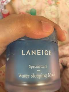 Laneige water sleeping mask#horegajian