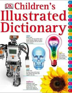 ebook Children's Illustrated Dictionary