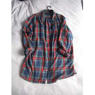Stussy Plaid Shirt