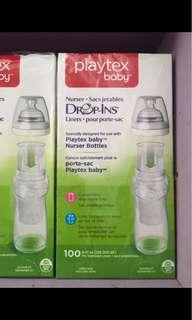 Playtex Nurser Drop-Ins Disposable Porte-Sac