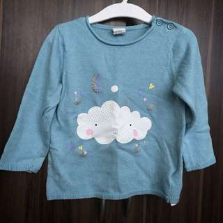H&M toddler L/S Knit top
