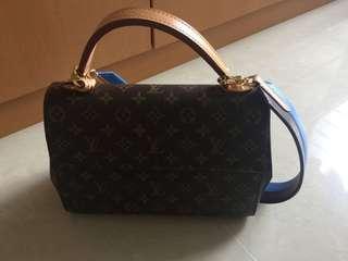 Louis Vuitton LV Monogram Cluny Handbag