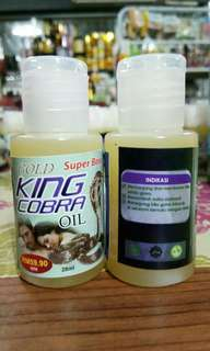 KING COBRA OIL GOLD free pos