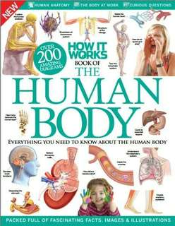 ebook How It Works Book of The Human Body 4th Revised Edition