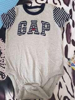 Gap romper ori size 18 to 24 months