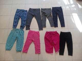 Seluar budak - legging/pants children