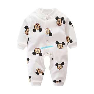 Baby Romper (Mickey ❤️)