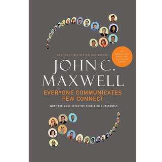 Everyone Communicates, Few Connect- Lunch & Learn by John C. Maxwell - EBOOK