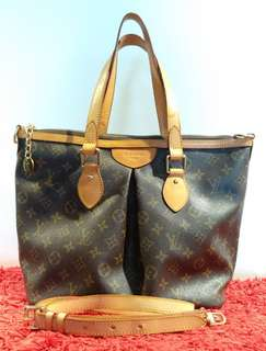 Louis Vuitton LV Monogram Palermo PM