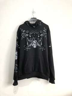 (Limited Edition) Zara Man Hooded Jacket Tribal Motif