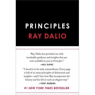 Principles: Life and Work by Ray Dalio - EBOOK