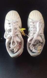 Original Adidas Superstar for kids.
