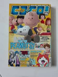 COCO ! ISSUE 136