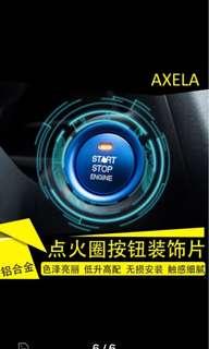 Mazda Start Stop Engine
