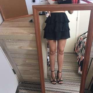 Size6 PLT Ruffle Skirt