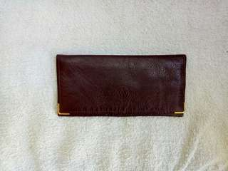 World Tomato Long Wallet card holder