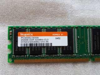 hynix RAM 256MB DDR