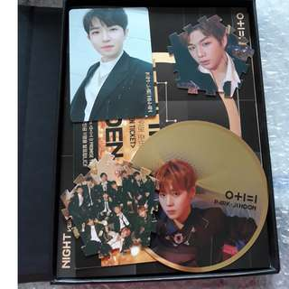 [WTT] Wanna One I Promise You Night Ver.