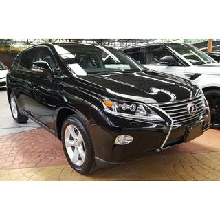 LEXUS RX270 2.7 BASE LINE PANORAMIC ROOF POWER BOOT (A) OFFER UNREG 2013