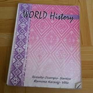 [FREE] World History book