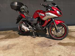 Yamaha Fz16st 2024