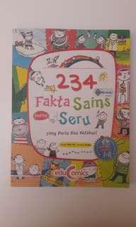 234 Fakta Sains Seru
