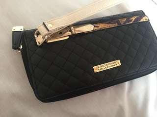 Kardashian handbag/wallet