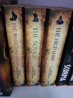 The black magician series