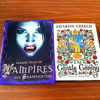 2 for $10: Classic Tales of Vampires and Shapeshifters; The Castle Corona