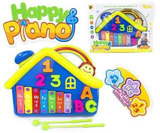 Happy House Learning Xylophone