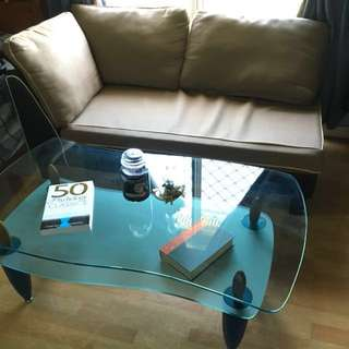 Sofa center table sofa set
