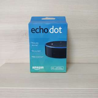 Amazon Echo Dot 2 Black