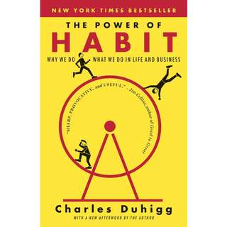 The Power of Habit: Why We Do What We Do in Life and Business by Charles Duhigg - EBOOK