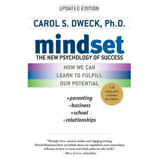 Mindset: The New Psychology of Success by Carol S. Dweck - EBOOK