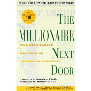 The Millionaire Next Door by Thomas J. Stanley, William D. Danko - EBOOK