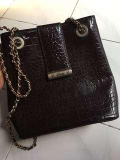 Vintage bag merk D italy