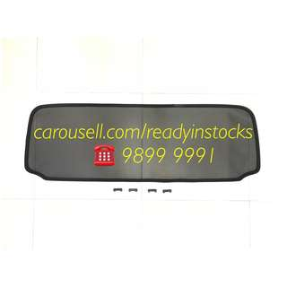 Nissan NV200 VANETTE Van Rear Windscreen Magnetic Sun Shade / NV200 Accessories