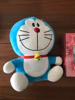 Doraemon (Ding Dong) plush toy