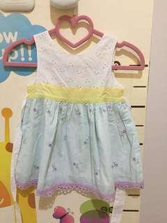 Birds&bees Baby Dress