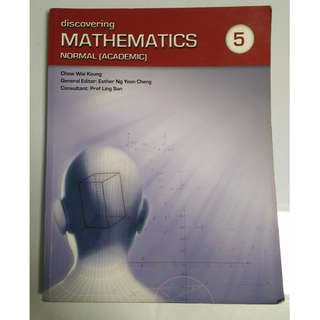 Discovering Mathematics - 5 N(A)