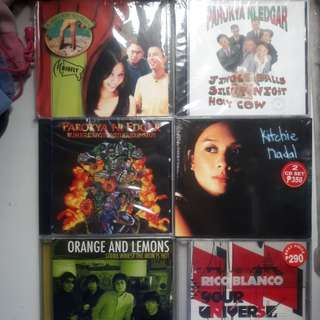 Opm CDs for sale prices on the comment