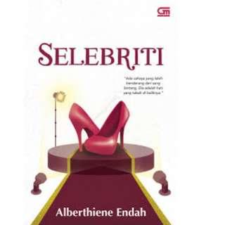 Ebook Selebriti - Alberthiene Endah