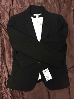 S$40 - BN H&M Women's Long Sleeve Office Blazer / Jacket