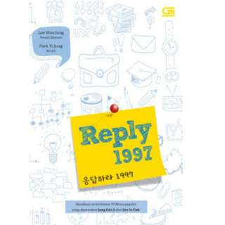 Ebook Reply 1997 - Lee Woo Jung
