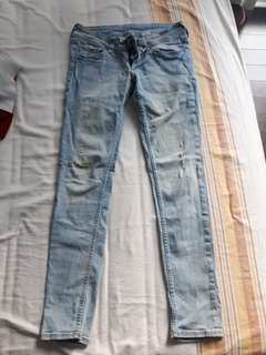 Jeans size 30x32