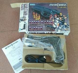 Original Japan Sega Saturn Virtua Gun HSS 0152