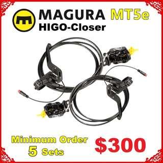 Magura MT5e HIGO-Closer Disc Brake wholesale Minimum Order 5 Sets Limited Time --------  (Magura MT2 MT4 MT5 MT5e MT6 MT7 MT8 M9020 M8020 M8000 M785 M7000 M315 ) DYU