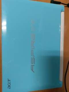 (原價13800)Acer小筆電  無法續電,可接電源-已降價
